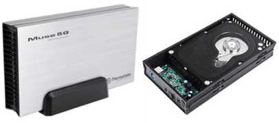 "Thermaltake Muse 5G 3.5"" USB 3.0 External HDD Enclosure"