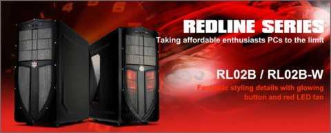 SilverStone Redline Series RL02