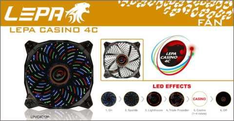 LEPA CASINO 4C Series