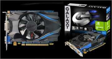 GALAXY GeForce GT 640 GC 2GB