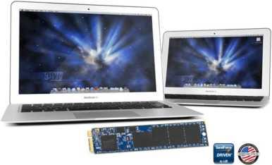 OWC Mercury Aura Pro Express SSD