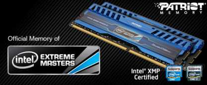 Patriot Intel Extreme Masters Limited Edition