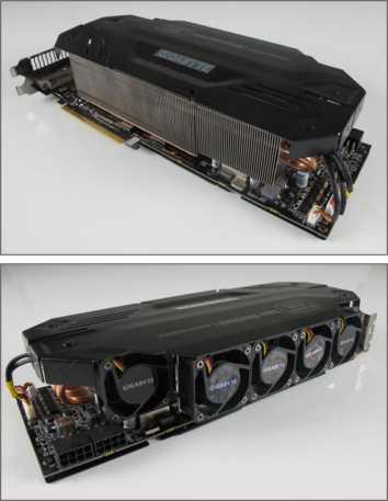 GIGABYTE Radeon HD 7970 SOC