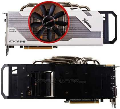 ColorFire Radeon HD 7870 XStorm