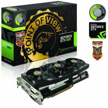 Point of View GeForce GTX 680 TGT Beast Edition