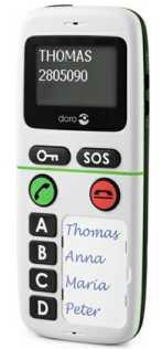 Doro Handle Plus 334 GSM