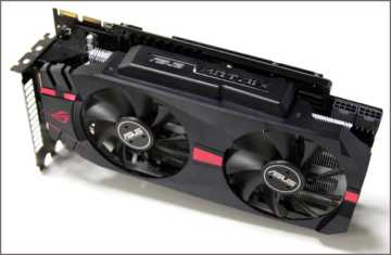 ASUS R.O.G. MATRIX HD 7970