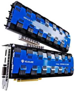 Colorful iGame GTX 680 Passive