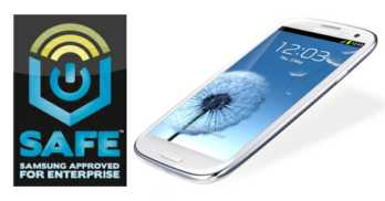 Samsung SAFE Galaxy S 3
