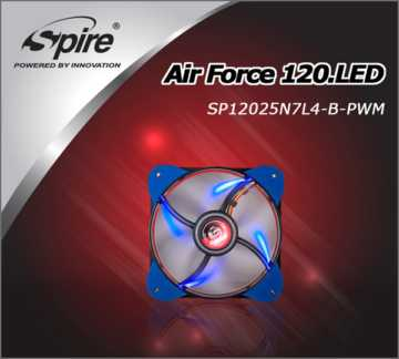 Spire Air Force 120 LED