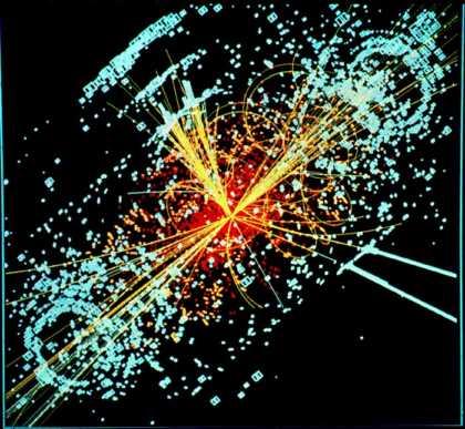 """Модель """"рождения"""" бозона Хиггса"""