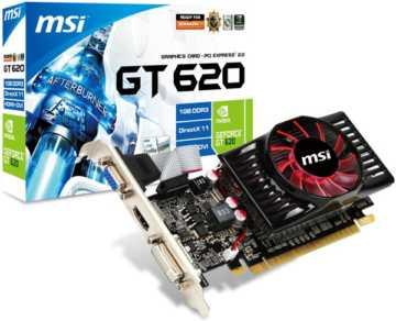 MSI N620GT-MD1GD3-LP