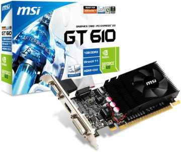 MSI N610GT-MD1GD3/LP