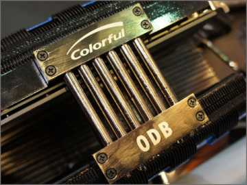 Colorful GeForce GTX 680 iGame