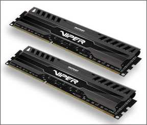 Patriot Viper 3 Series Memory Modules