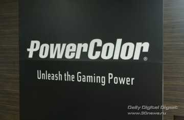 PowerColor Booth
