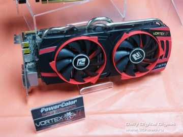PowerColor PCS+ Radeon HD 7870 Vortex II