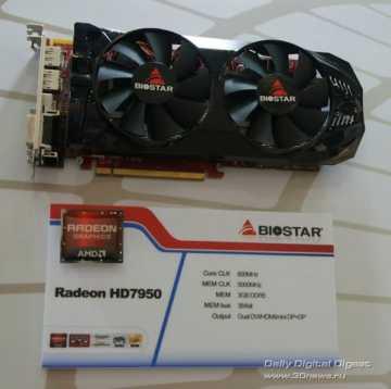 Biostar Radeon HD 7950