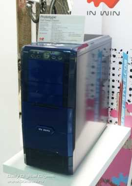 IN WIN Prototype Full Tower Chassis
