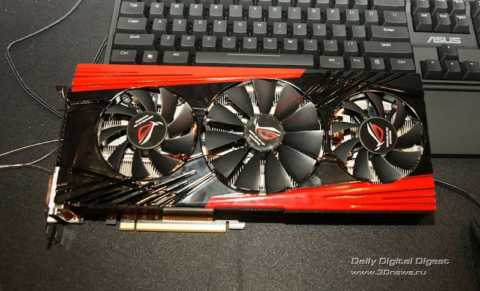 ASUS R.O.G. MARS III Limited Edition