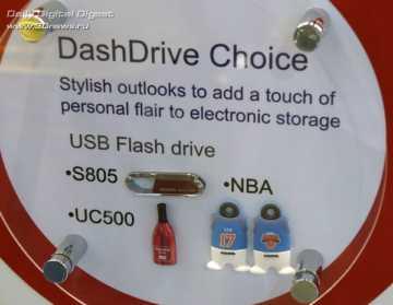 Computex 2012: тонюсенький внешний HDD и вино-флешка от ADATA