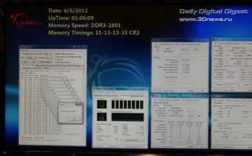 Computex 2012: стенд компании G.Skill