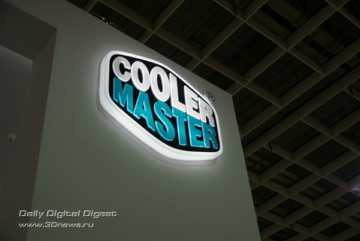 Cooler Master Booth