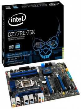 Intel Desktop Board DZ77RE-75K Extreme Series