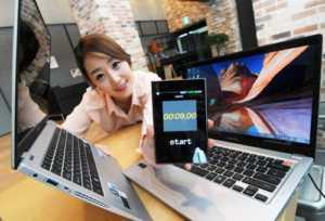 LG X Note Z350
