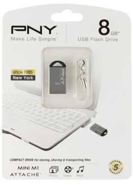 PNY Mini M1 Attaché USB Flash Drive