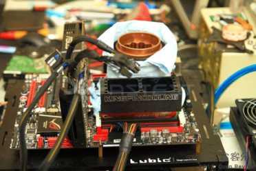 Невероятный результат: память DDR3 разогнана до 3837 МГц