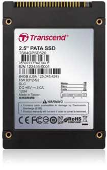 Transcend PSD520 Series SSD