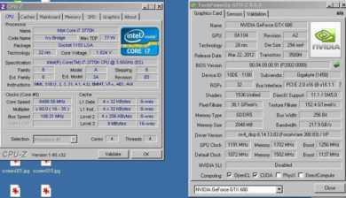 Воздушное охлаждение GTX 680 и мировой рекорд в 3DMark 2006